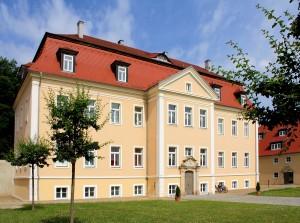 Barockschloss Ammelshain bei Brandis