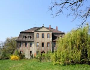 Barockschloss Audigast bei Leipzig