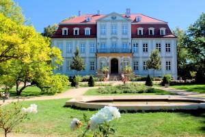 Barockschloss Güldengossa bei Leipzig