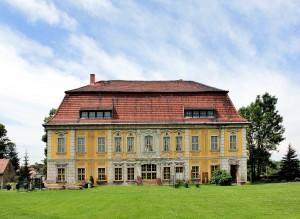 Barockes Jagdhaus in Kössern bei Grimma