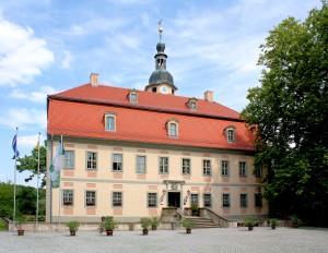 Barockschloss Machern bei Wurzen