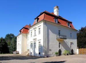 Barockschloss in Markkleeberg