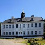 Barockes Herrenhaus in Voigtshain bei Wurzen