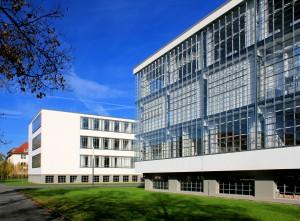 Bâtiment Bauhaus à Dessau