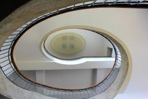 Bauhaus-Universität Weimar, Treppenhaus