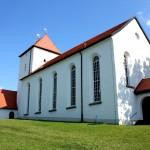 Beucha (Brandis), Ev. Pfarrkirche