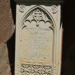 Grabdenkmal Wehner Beerwalde, Grabdenkmal Amalie Therese Wehner