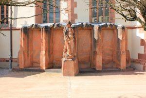 Denkmal für die Gefallenen des 1. Weltkriegs Burgstädt