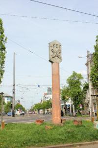 Weichbild Connewitzer Kreuz in Connewitz