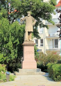 Hermann-Schulze-Delitzsch-Denkmal Delitzsch