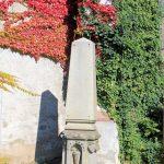 Eilenburg, Grabmal an der Marienkirche