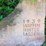 Erdmannshain, Gedenkstein 2. Weltkrieg