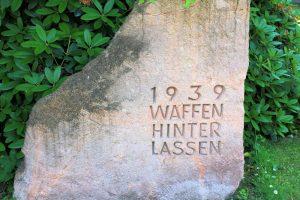 Gedenkstein 2. Weltkrieg Erdmannshain