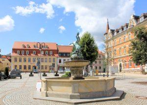 Marktbrunnen Frohburg