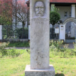 Gohlis, Heinrich-Pfeil-Denkmal