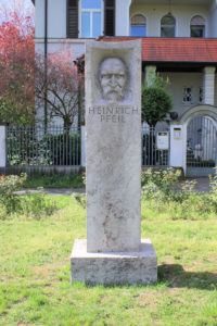 Heinrich-Pfeil-Denkmal Gohlis