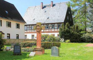 Grabmal Bürger Hohenkirchen