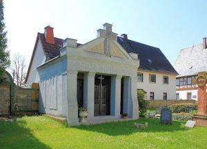 Grufthaus Familie Finsterbusch Hohenkirchen