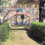 Holzhausen, Gedenktafel Völkerschlacht
