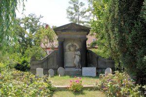 Grabmal Familie von Arnim Kitzscher