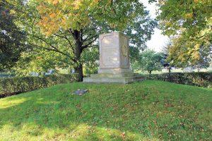 Lützower-Denkmal Kleinschkorlopp