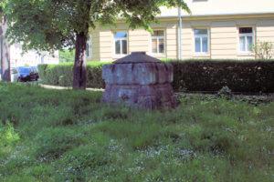 Denkmal für die Gefallenen des Deutsch-Französischen Krieges 187071 in Kleinzschocher