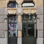Portal des Trifugiums, Barfußgässchen 15