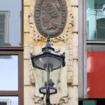 Bildnismedaillons am Kleinen Joachimsthal Leipzig, Schillers Frau Charlotte