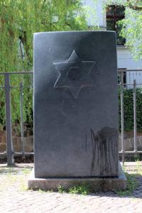 Denkmal für die Judenverfolgung in Leipzig