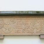 Zentrum, Erinnerungstafel Handwerkerpassage