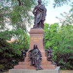 Zentrum, F.-Mendelssohn-Bartholdy-Denkmal