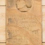 Zentrum, Gedenktafel Martin Luther