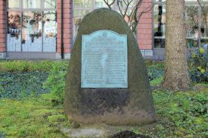 Denkmal für Die Gefallenen des 1. Weltkriegs des Brockhaus-Verlages in Leipzig