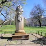 Zentrum, Gellert-Denkmal