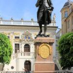 Zentrum, Goethe-Denkmal