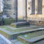 Zentrum, Grabmal von Hohenthal