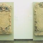 Grabplatten aus der Universitätskirche St. Pauli Leipzig