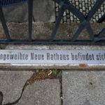 Denkmal für die Leipziger Disputation 1519 Leipzig