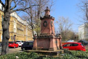 Kugeldenkmal Leipzig