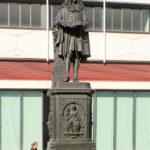 Zentrum, Leibniz-Denkmal