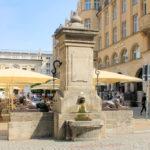 Zentrum, Löwenbrunnen
