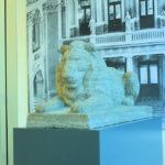 Zentrum, Löwenplastik Neues Augusteum