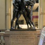 Figurengruppen in der Mädler-Passage Leipzig