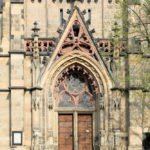 Zentrum, Thomaskirche (Mendelssohnportal)