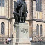 Zentrum, Bach-Denkmal (Neues)