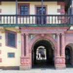 Portal am Alten Rathaus Leipzig (Hauptportal)