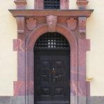 Portal am Alten Rathaus Leipzig (Nebeneingang)
