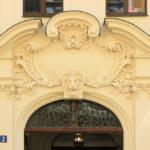 Zentrum, Zum Weinstock (Portal)