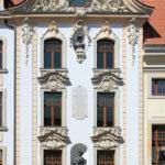 Zentrum, Statue Kaiser Maximilian I.