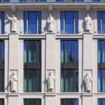 Zentrum, Statuen Leipz. Disputation